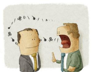 Vihainen asiakas